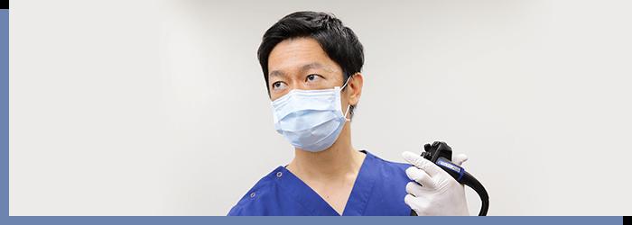 当院では専門医による胃カメラ検査を行っています