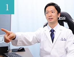 日本大腸肛門病学会、日本臨床肛門病学会、愛宕おしり研究会、に所属する医師が担当